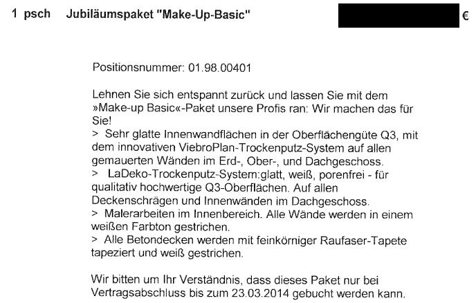 viebrock make up basic paket